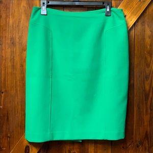 Halogen- green size 10 skirt